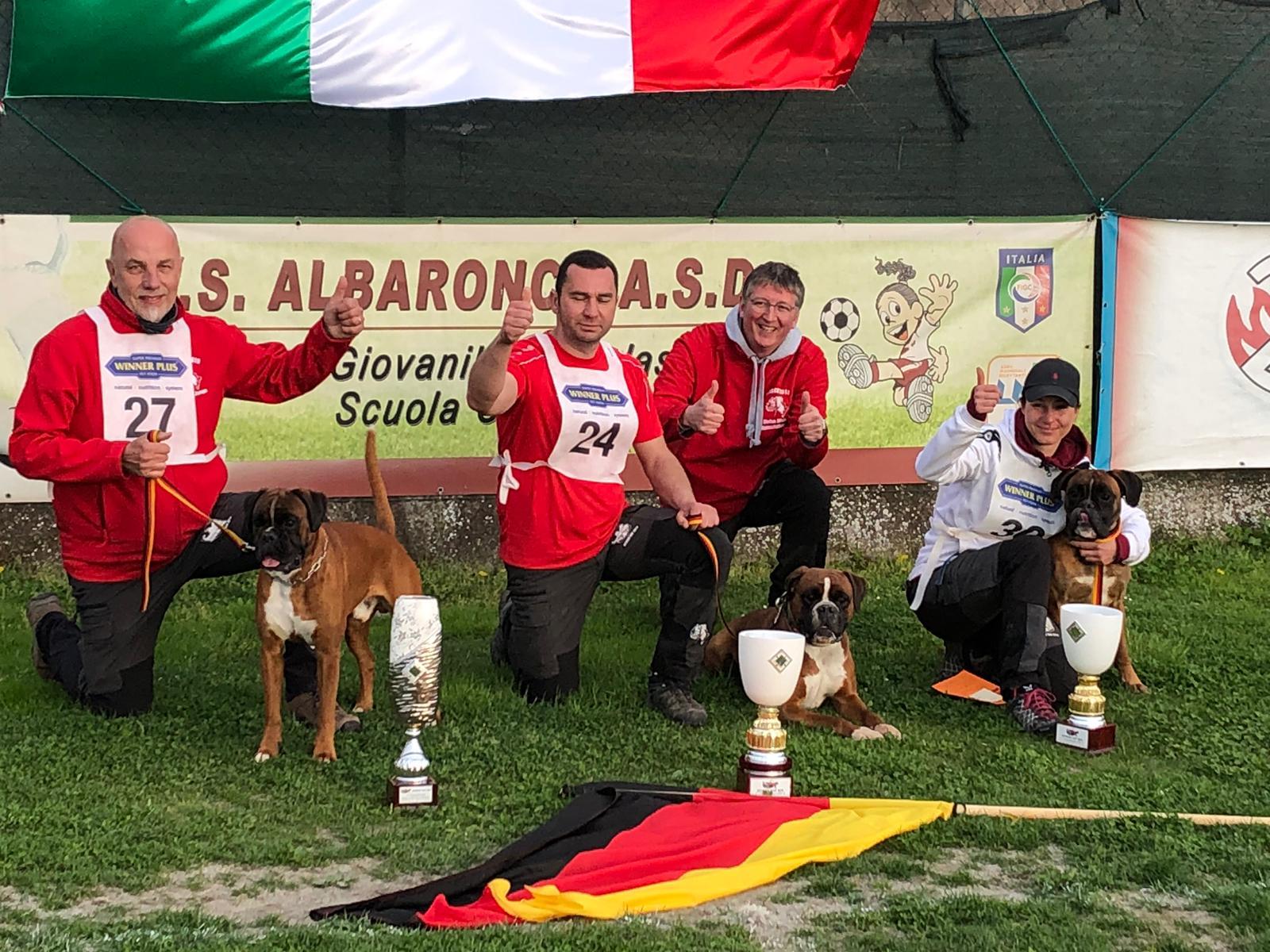 Deutschland ist Mannschaftsweltmeister!!